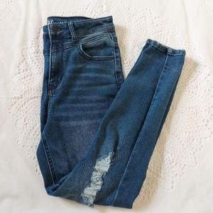 Vanilla Star Real Cheeky High Rise Skinny Jean
